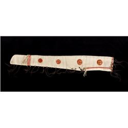 Plains Indian Quilled Rifle Scabbard