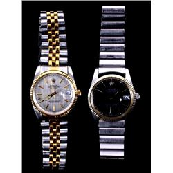 Replica Rolex Oyster Perpetual Date Mens Watches