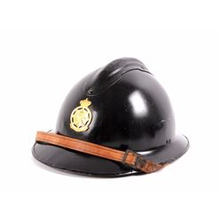 NOS Post WW2 Belgium Passive Defense Helmet