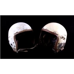 Korean War Era USAF Pilots Helmets