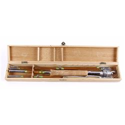 NOS Amico Combination Bamboo Fly Pack Rod