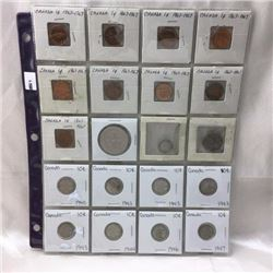 Canada Coinage & Tokens