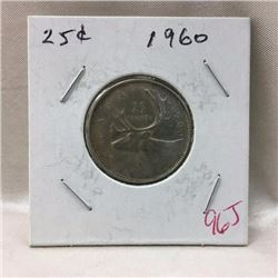 Canada Twenty Five Cent - CHOICE OF 14