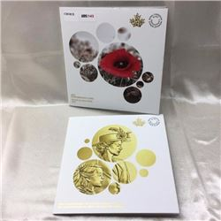 RCM Collector Coin Sets - CHOICE OF 2