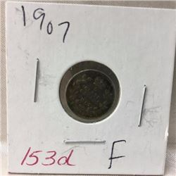 Canada Five Cent - CHOICE OF 11