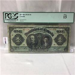 Dominion of Canada $1 Bill