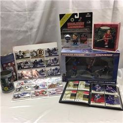 Tray Lots - Hockey Collectibles CHOICE of 3