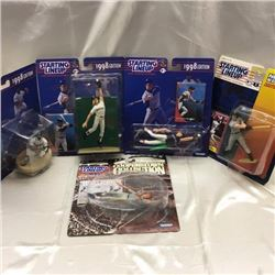 Starting Line Up - Baseball Figurines (5)