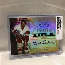 2015 Leaf Trading Cards - Hockey - Signature Series