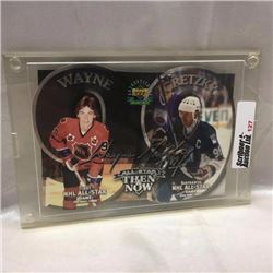 1997 Upper Deck - Hockey - All Star Then & Now