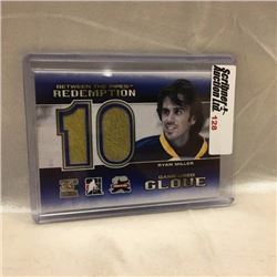 2012 In The Game - Hockey - Between The Pipes Redemption