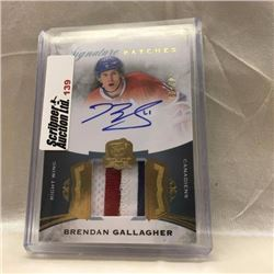 2015/16 Upper Deck - Hockey - Signature Patches