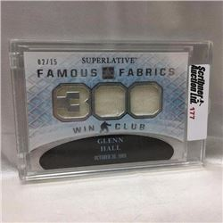 In The Game - Hockey - Famous Fabrics 300 Win Club Superlative