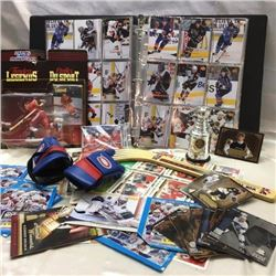 Tray Lots - Hockey Collectibles - CHOICE of 4 Trays