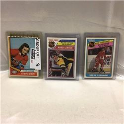 Hockey Cards (3)