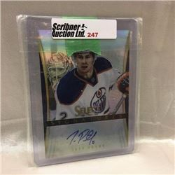 2013/14 Upper Deck - Hockey - Select Signatures