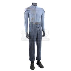 STAR TREK (2009) - Men's Kelvin Distressed Sciences Uniform