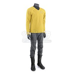 STAR TREK INTO DARKNESS (2013) - Captain Kirk's Enterprise Command Uniform