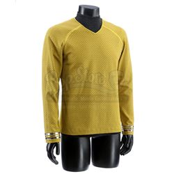 STAR TREK INTO DARKNESS (2013) - Captain Kirk's Photo Double Command Tunic and Undershirt