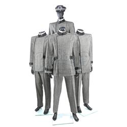 STAR TREK (2009) - Set of Four Men's Starfleet Council Member Uniforms