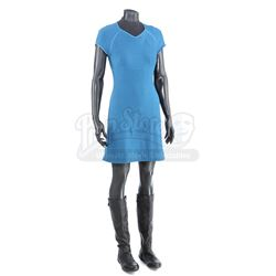 STAR TREK (2009) and STAR TREK INTO DARKNESS (2013) - Women's Enterprise Sciences Uniform