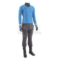 STAR TREK (2009) and STAR TREK INTO DARKNESS (2013) - Men's Enterprise Sciences Uniform