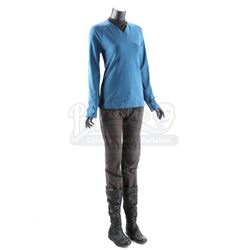 STAR TREK INTO DARKNESS (2013) - Grasia Alien's Enterprise Sciences Uniform