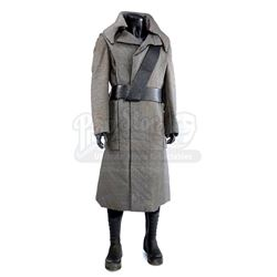 STAR TREK (2009) and STAR TREK INTO DARKNESS (2013) - Klingon Guard Greatcoat Uniform