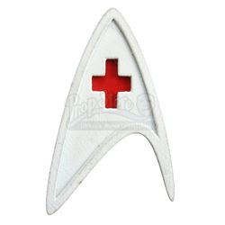 STAR TREK INTO DARKNESS (2013) - Starfleet Medical Division Insignia