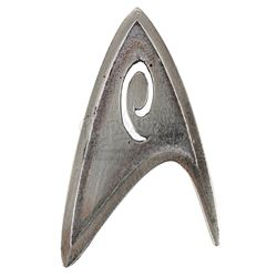 STAR TREK (2009) - Starfleet Operations Division Insignia