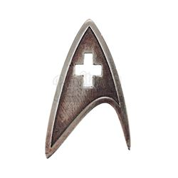 STAR TREK (2009) - Starfleet Medical Division Insignia