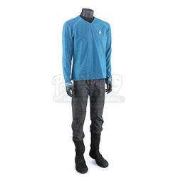 STAR TREK INTO DARKNESS (2013) - Dr. 'Bones' McCoy's Enterprise Sciences Uniform