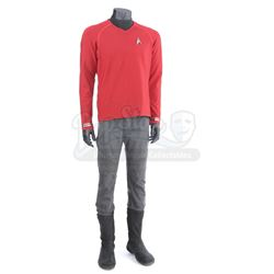 STAR TREK INTO DARKNESS (2013) - Lt. Commander Scotty's Enterprise Operations Uniform