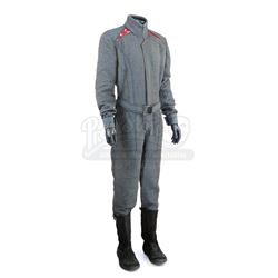 STAR TREK INTO DARKNESS (2013) - Lt. Commander Scotty's Shuttle Jumpsuit