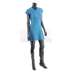 STAR TREK INTO DARKNESS (2013) - Dr. Carol Marcus's Enterprise Sciences Uniform