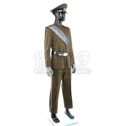 STAR TREK INTO DARKNESS (2013) - Pair of Ceremonial Guard Uniforms