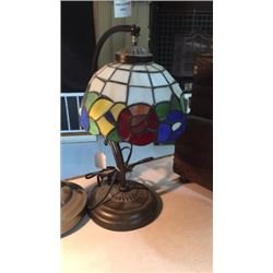 Lead Glass Lamp