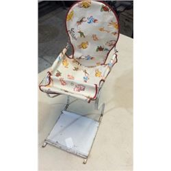 Vintage Doll Highchair