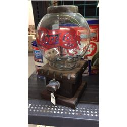 Pepsi gum ball dispenser