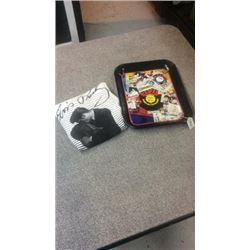 Elvis Tray and Large Size Women's Shirt