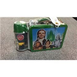 Wizard of oz lunch box set