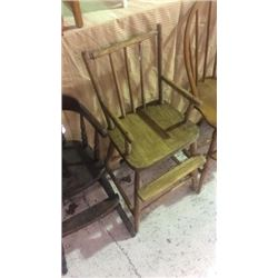 Child's high chair