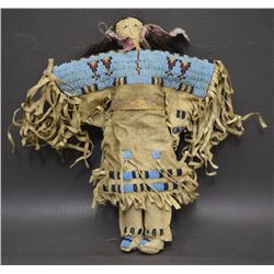 SIOUX HIDE DOLL