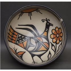 SANTO DOMINGO POTTERY BOWL  (TENIRIO)