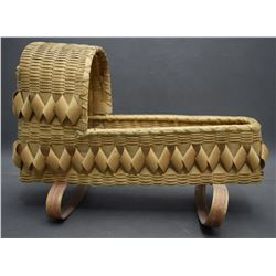 MIC MAC BASKETRY CRADLE