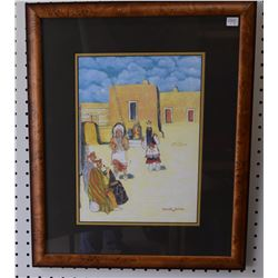 PICURIS/ NAVAJO PRINT (NAILOR)