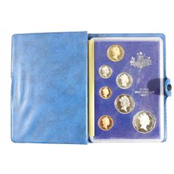 1985 ROYAL AUSTRALIAN MINT PROOF SET 7 COINS IN