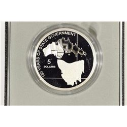 2006 AUSTRALIA PROOF $5 FINE SILVER COIN