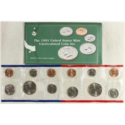 1993 US MINT SET (UNC) P/D (WITH ENVELOPE)