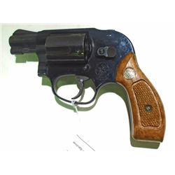 Smith & Wesson Revolver. 38 Special. Model 38-2.